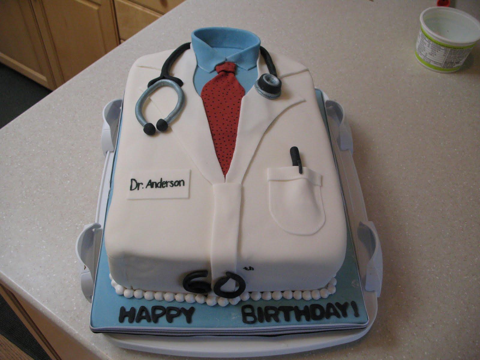 Doctor Birthday Cake Ideas Image Inspiration of Cake and Birthday