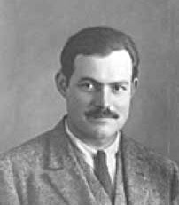hemingways in our time crh essay A hemingway war story sees print for the first time image ernest hemingway surrounded by american soldiers in france, months before allied troops liberated paris from the nazis.