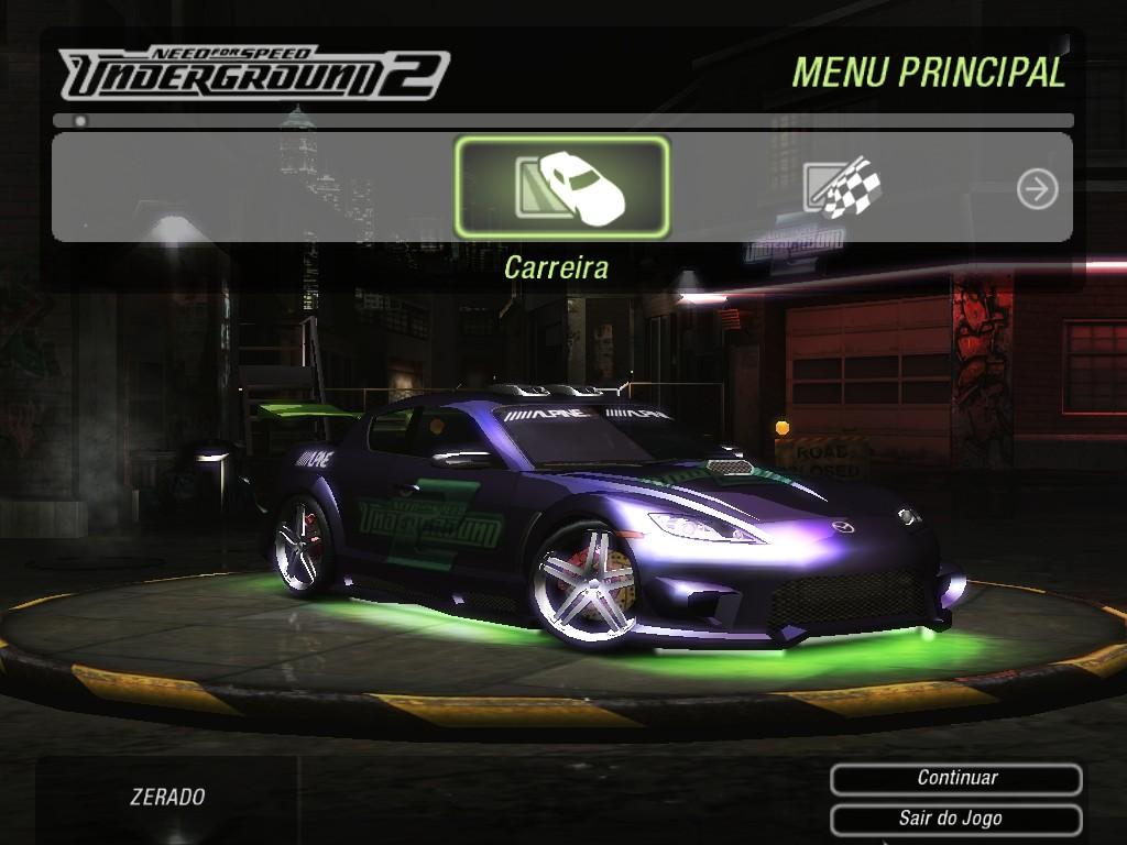 Opinião: Need For Speed Underground 2