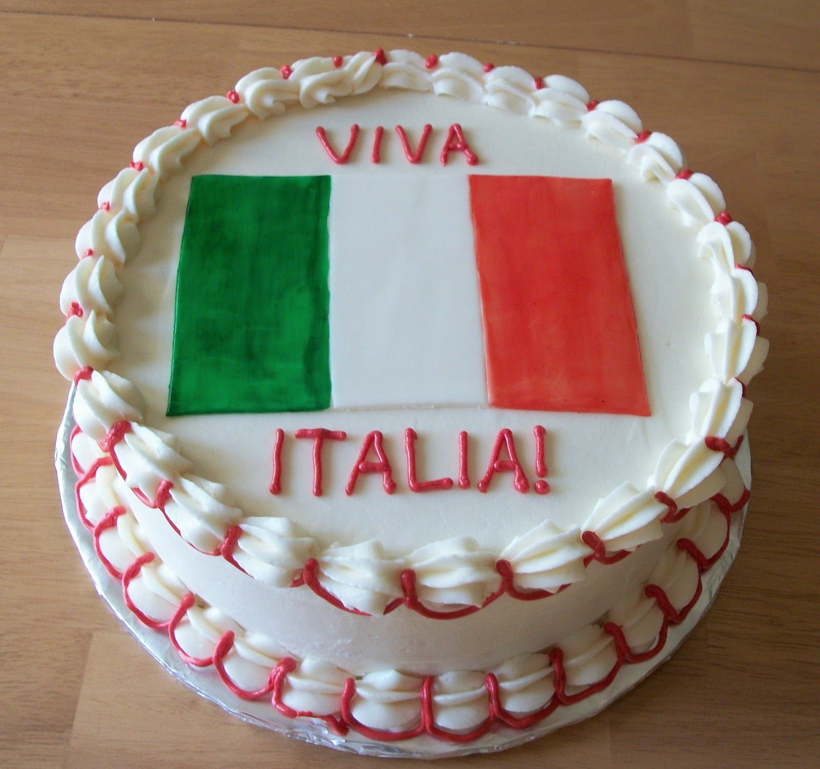 Bellissimo! Specialty Cakes: January 2011