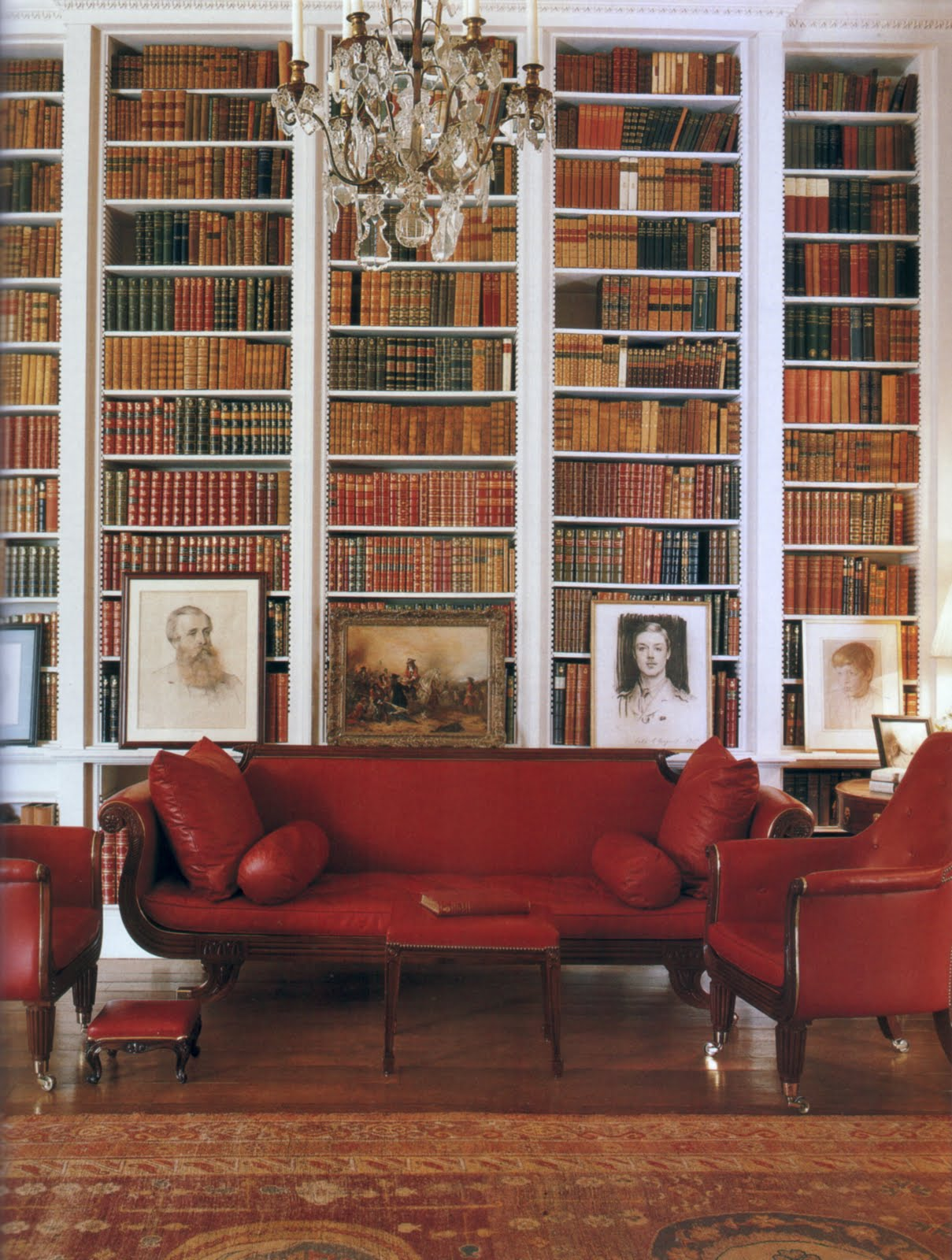 Country Life Country Manor English Country House Interior