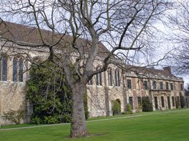 Eltham Palace - Great Hall & 1930s additions