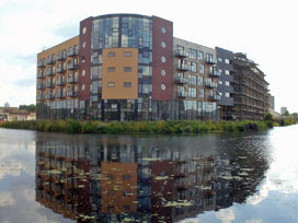 the omega works, fish island, bow e3
