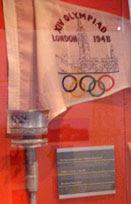 1948 Olympic memorabilia