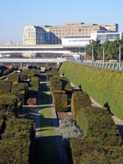 The Green Dock, Thames Barrier Park