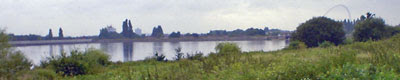 Welsh Harp reservoir