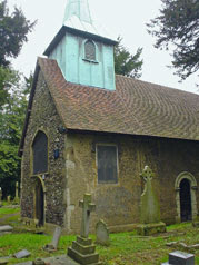 St Andrew's, Kingsbury