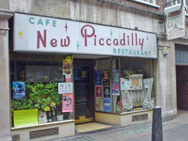 the New Piccadilly