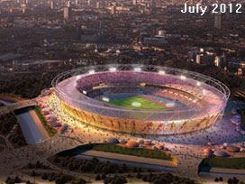 Olympic Stadium design