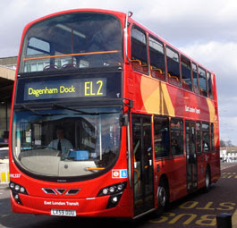 East London Transit - EL2