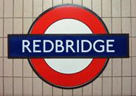 Redbridge roundel