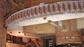 The Great Spur Wheel