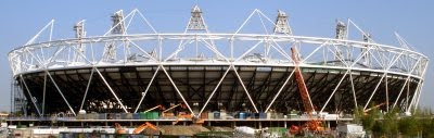Olympic Stadium May 2010
