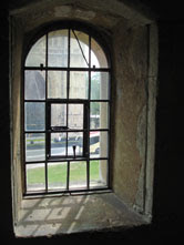 Jewel Tower window