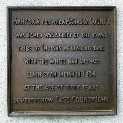 The Lucas Countyan A Little Time With Mahaska border=