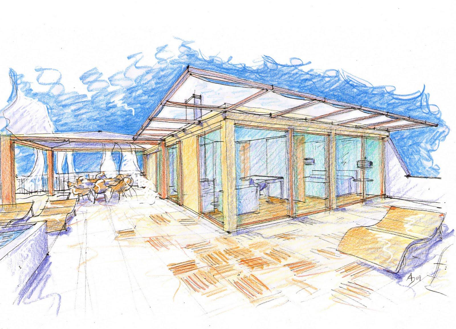 Vent 39 anni di disegni dell 39 arch antonio saporito ottobre 2010 for Disegni di mobili