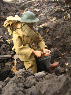 G I JOE LIVE: World War I: Life in the Trenches, part 1