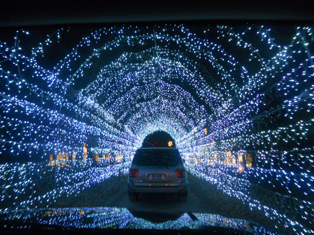 Drive Through Christmas Lights