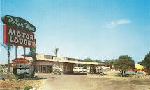 Original Disneyland Hotel Peter Pan Motor Lodge 1957