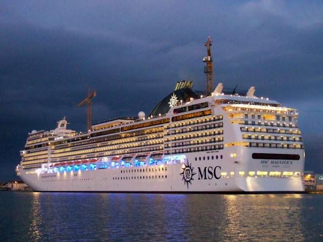 Economia del Mare: Nuova nave MSC?