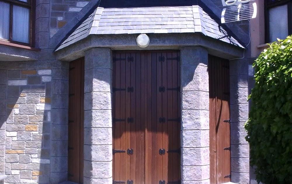 Carpinter a exterior en villan a - Carpinteria exterior ...