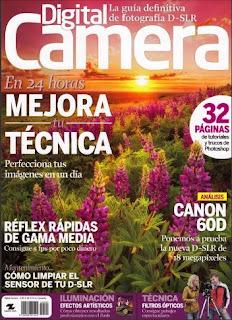 Revista: Digital camera – Diciembre 2010