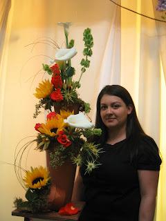 new flower designer