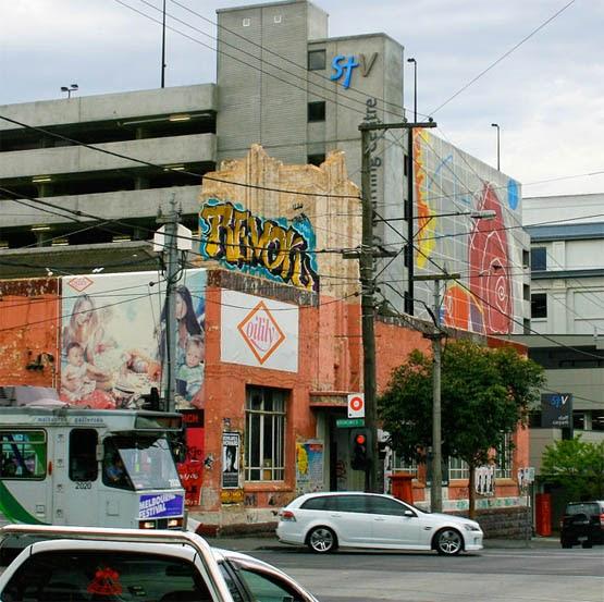Blissfulagony: Revok Msk In Melbourne