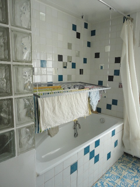 carrelage salle de bain mural