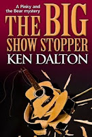 [Tribute Books Blog Tour&Review] The Big Show Stopper: A Pinky and The Bear Mystery by Ken Dalton