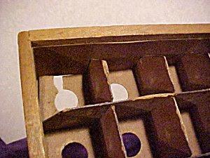 20+ Interesting Bookshelf Designs - WordPress Aisle  |Egg Crate Shelving