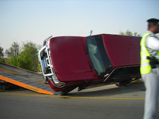 Car accident research paper