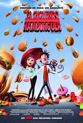 Baixar Filme Tá Chovendo Hamburger - Dublado