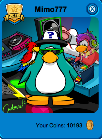 Club Penguin Cheats by Mimo777: Updated Club Penguin Cadence