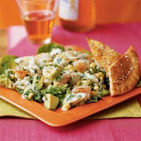 Shrimp+Crab= Summer Cocktail Salad