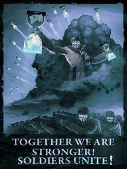 Ensemble, nous serons plus forts!