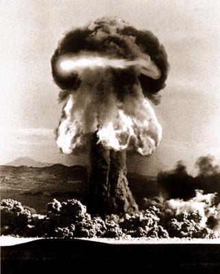 It was a bikini atoll test that awakened the japanese monster godzilla