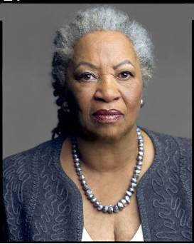 Toni Morrison photo by Timothy Greenfield-Sanders