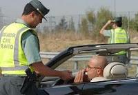 Control de alcoholemia, multas y tasas de alcohol que constituyen delito