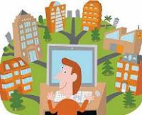Ofertas inmobiliarias en Internet en portales inmobiliarios