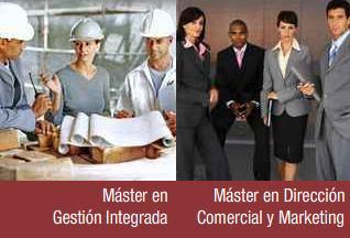 Masters y curso de postgrado del Instituto Madrileño de Formación (IMF)
