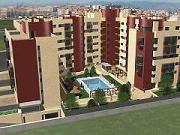 Residencial Sanchinarro de la promotora Castellana 2MIL en Inmobiliarias