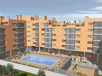 Residencial Nuevo Madrid de la promotora Castellana 2MIL en Inmobiliarias