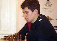 Alekseev nuevo Campeón de Ajedrez de Rusia