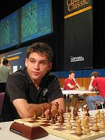 Tkachiev se impuso en el Campeonato de Ajedrez Europeo 2007