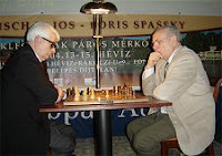 Spassky contry Portisch en ajedrez 365