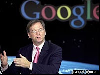 Aplicaciones Google y Eric Schmidt