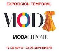 Exposición Modachrome en ropa y moda