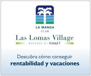 Las Lomas Village - Inversión inmobiliaria y vacaciones en La Manga