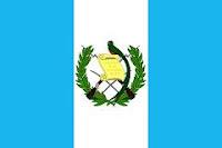 Federaciones deportivas de Guatemala (guatemaltecas) - Bandera de Guatemala